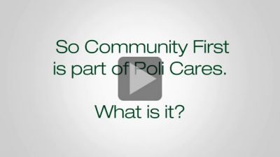 Community First Video